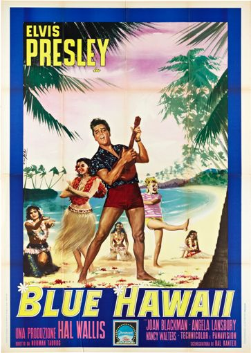 BLUE_HAWAII Ita 4 sh 55x77in