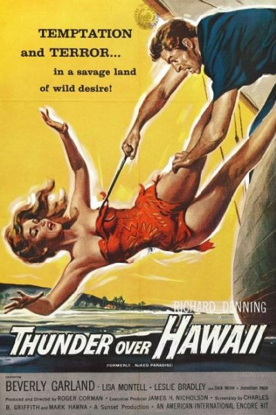 Thunder Over Hawaii 1sh