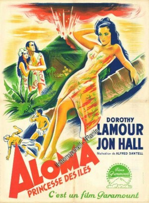 Aloma of the South Seas French