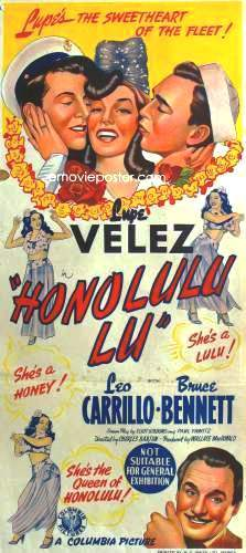 HONOLULU LU daybill
