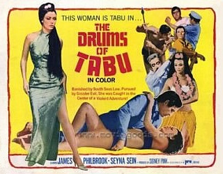 DRUMS OF TABU