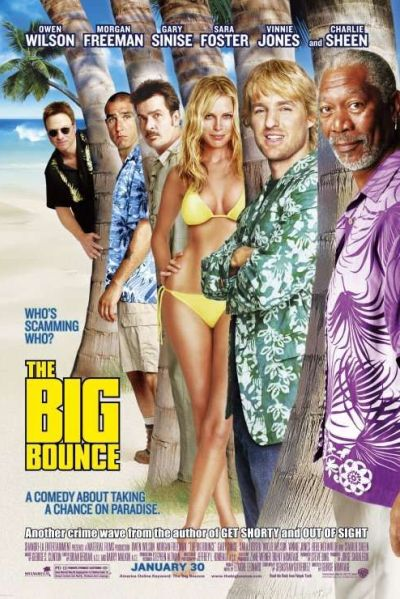 THE BIG BOUNCE 1 sheet