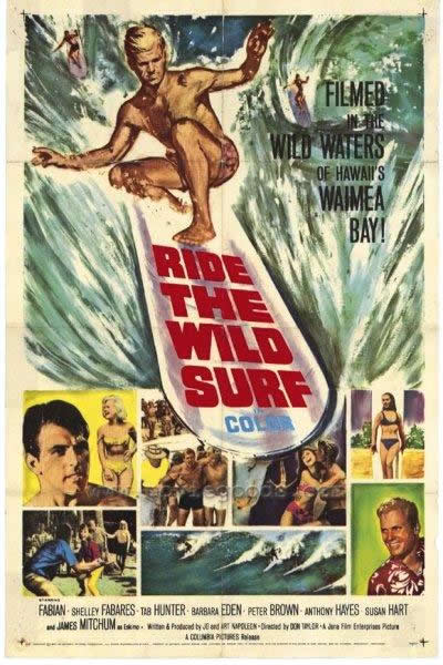 ride thwRIDE THE WILD SURF 1 sheet