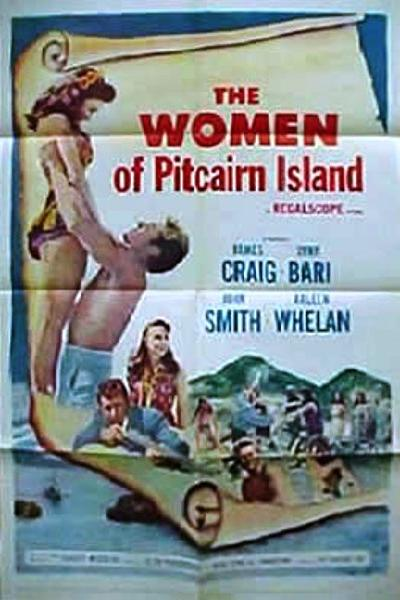 Women of Pitcairn Island