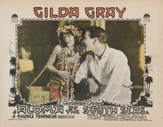 ALOMA OF THE SOUTH SEAS 1928