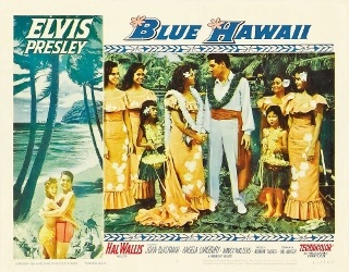 BLUE HAWAII-Wedding