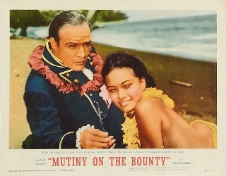 MUTINY ON THE BOUNTY 1962