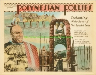 POLYNESIAN FOLLIES
