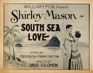 SOUTH SEA LOVE