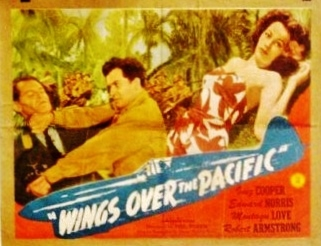 WINGS OVER THE PACIFIC title card
